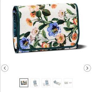 Sonia Kashuk Botanical Floral Valet Makeup Bag